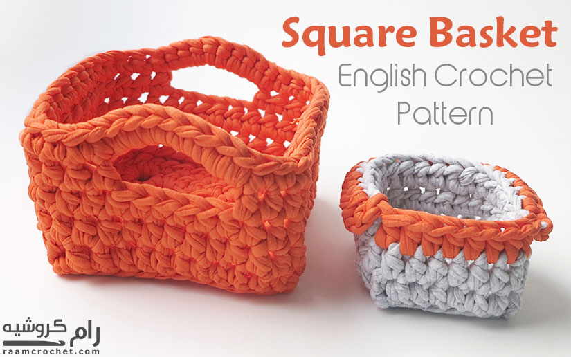 Multiple sizes and colors - Raam crochet
